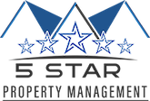 5 Star Property Management Logo